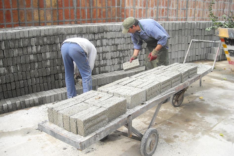 Bloques de cemento precio espaa affordable bloques del - Cemento blanco precio ...