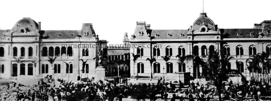casa de gobierno y palacio de correos