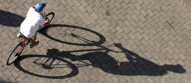 Descripción: Bicicletas, un medio de transporte alternativo. Fecha de evento: 22/09/2010. Foto: Henry Agudelo Cano