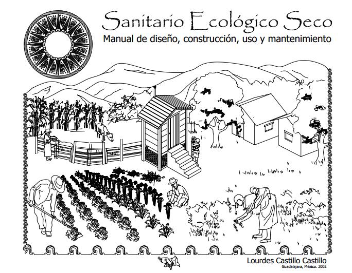 """""""Sanitarios Ecológicos Secos (SES)"""", de Lourdes Castillo Castillo - Ecocosas"""