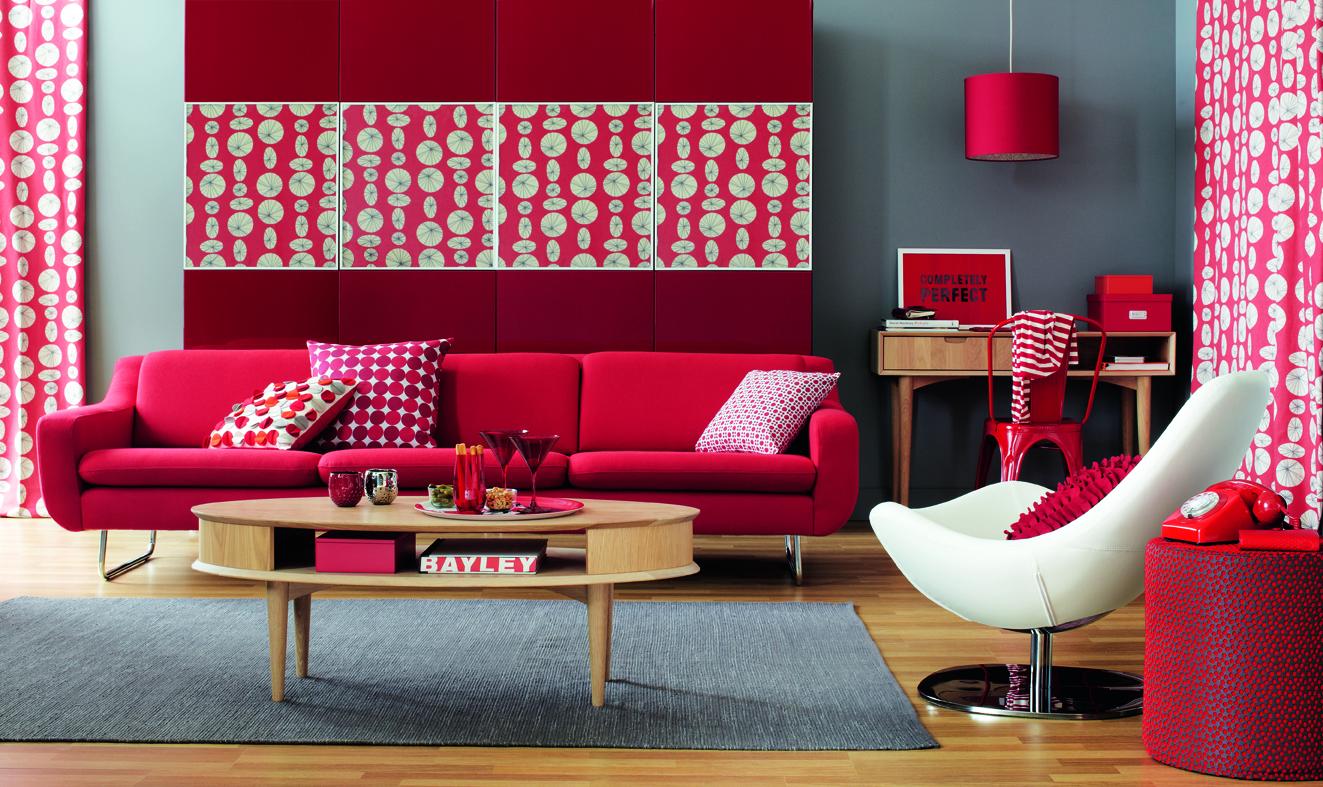 El rojo, un estimulante para las conversaciones - decordsgn.com