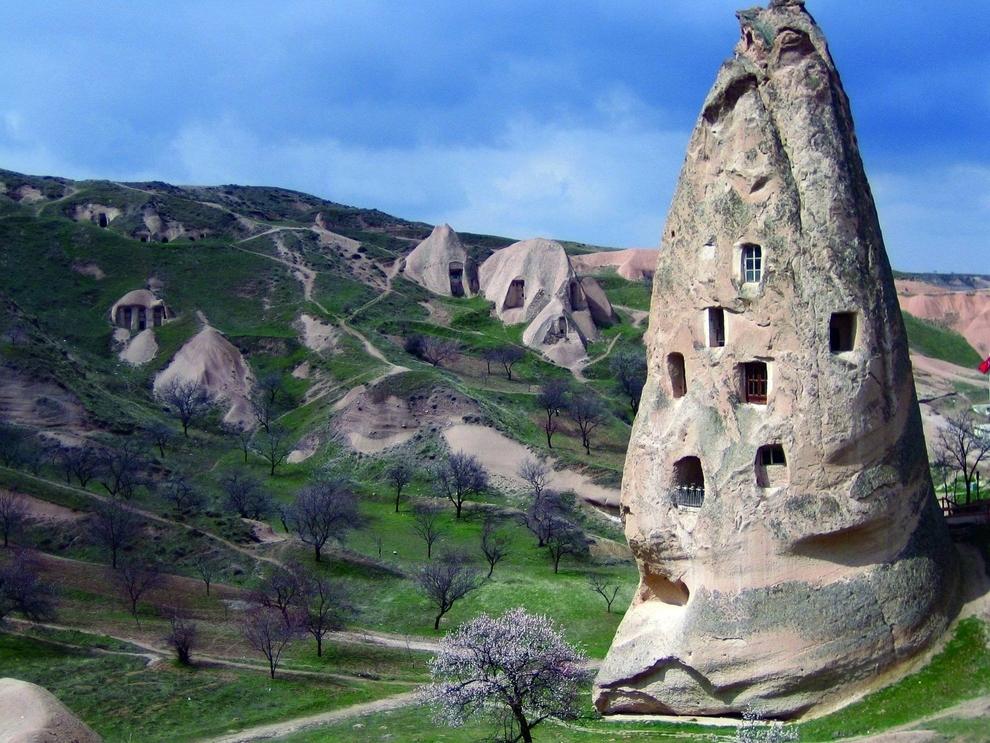 Cuevas de Cappadocia, Turquía / BuzzFeed