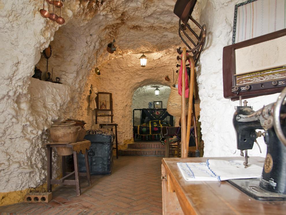 Cueva de Sacromonte, España / BuzzFeed
