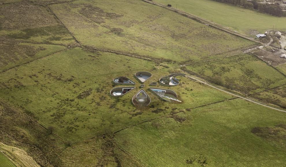Eco casa Bolton, Inglaterra / BuzzFeed