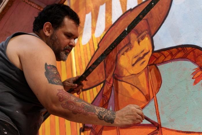 Marcelo Carpita / Buenos Aires Street Art