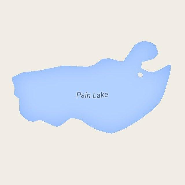 """Lago del Dolor"", EEUU / SadTopographies"