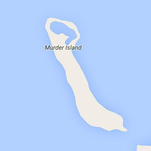 """""""Isla de los Asesinatos"""", Canada  / SadTopographies"""