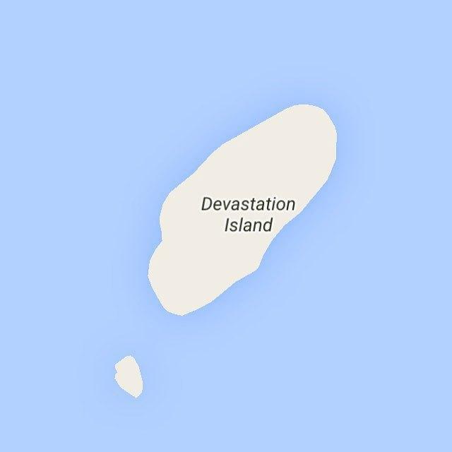 """""""Isla de la Devastación"""" , Canada / SadTopographies"""