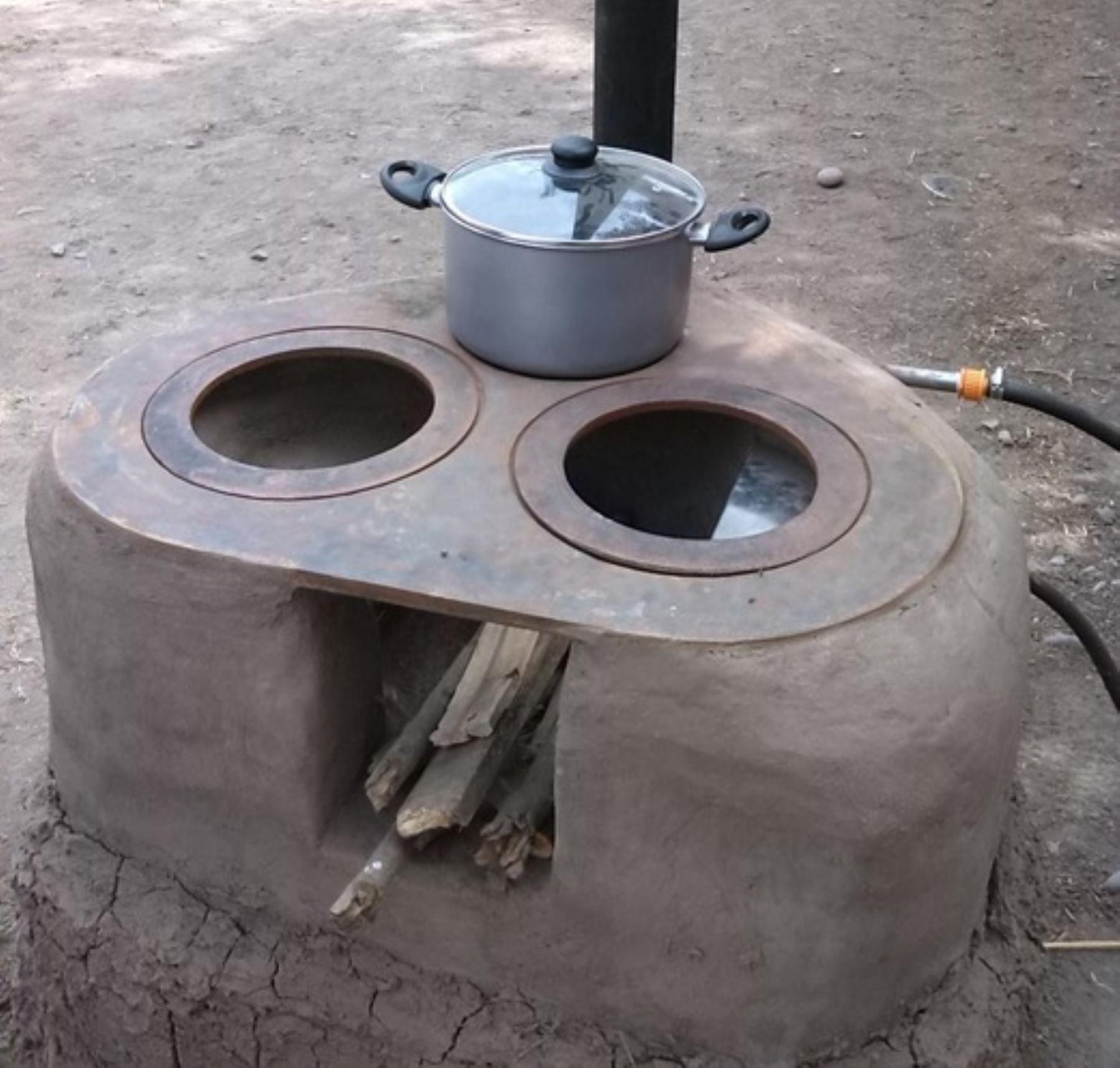 Manual para construir una cocina a le a mejorada for Cocinas economicas a gas