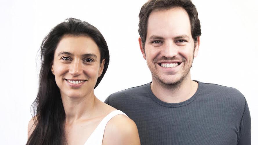 Mariquel Waingarten y Gastón Frydlewski - Emprendedores / Revista MUSA