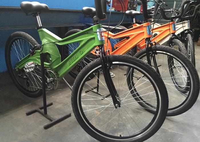 / Muzzicycles