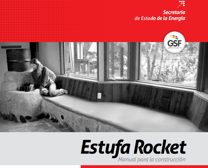 Manual para hacer una estufa rocket construir tv for Planos para cocina rocket