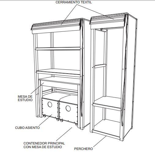 Planos para hacer muebles de cocina gratis - Planos de muebles de cocina ...