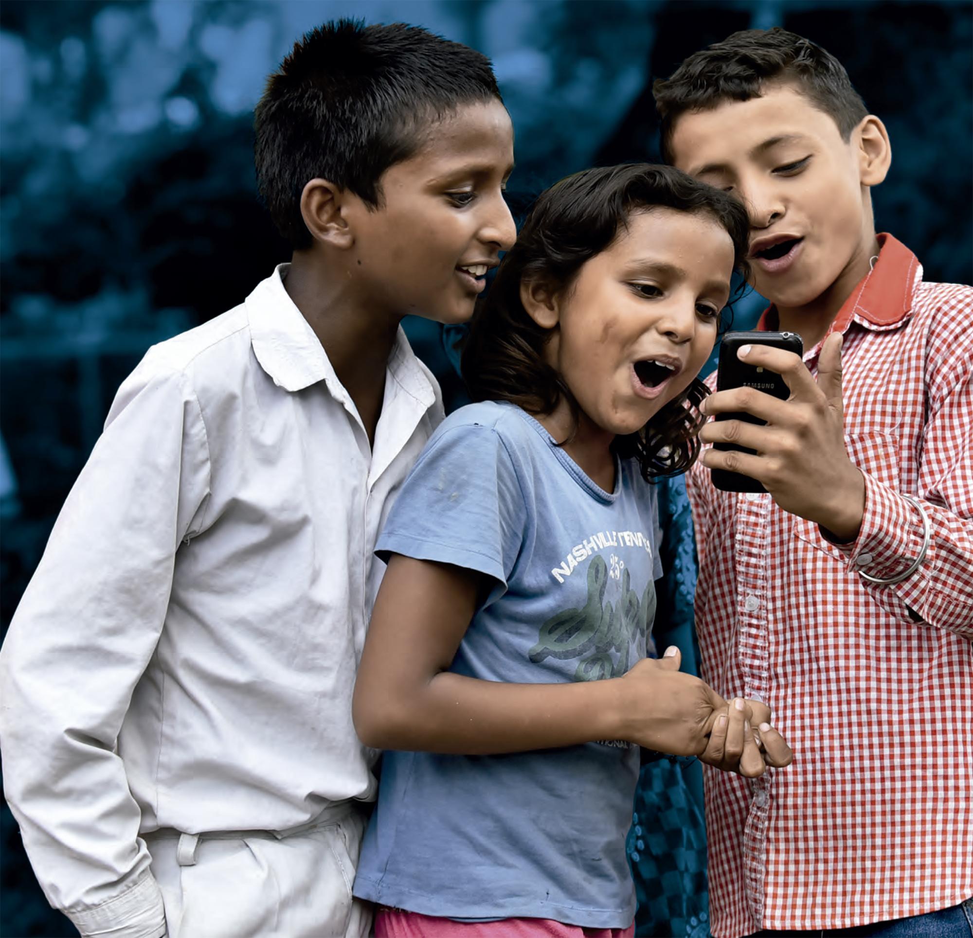 Estado mundial de la infancia 2017_foto 1